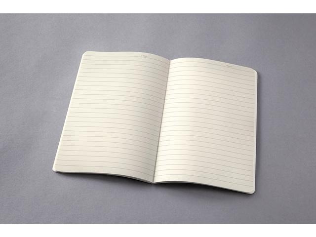 ,Notitieboek Sigel Conceptum A5 lijn zwart