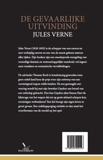 Jules Verne,De gevaarlijke uitvinding