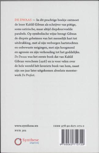 Kahlil Gibran,De Dwaas