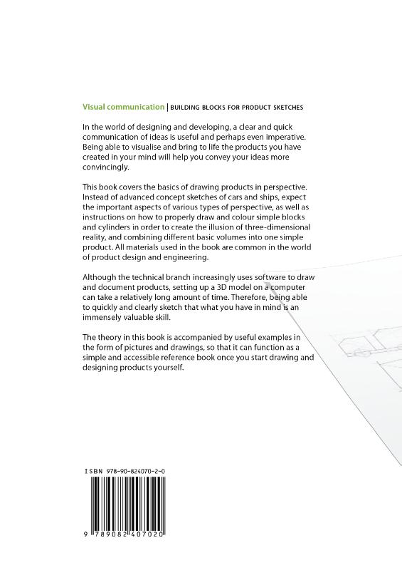 Koen Terra,Building blocks for product sketches
