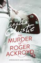 Christie, Agatha The Murder of Roger Ackroyd