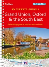 Collins Maps Grand Union, Oxford & the South East
