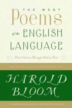 Bloom, Harold The Best Poems of the English Language