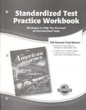McGraw-Hill Education The American Journey Standardized Test Practice Workbook