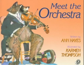 Hayes, Ann Meet the Orchestra