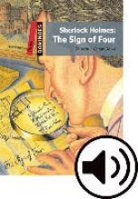 Level 3: Sherlock Holmes & The Sign of Four MP3 Pack