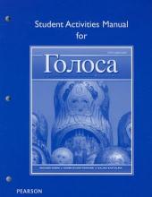 Robin, Richard M. Golosa, Student Activities Manual