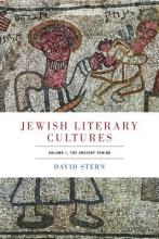 Stern, David Jewish Literary Cultures
