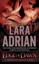 Adrian, Lara Edge of Dawn