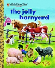 Golden Book Jolly Barnyard