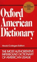 Ehrlich, Eugene Oxford American Dictionary