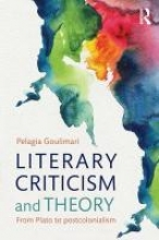 Goulimari, Pelagia Literary Criticism and Theory