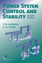 Anderson, Paul M. Power System Control and Stability