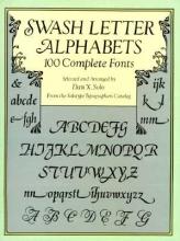 Solo, Dan X. Swash Letter Alphabets