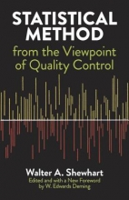 Shewhart, Walter a. Statistical Method from the Viewpoint of Quality Control