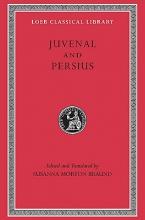 Juvenal,   Professor Susanna Morton Braund Juvenal and Persius