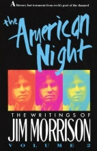 Morrison, Jim The American Night