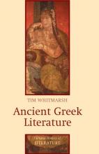 Whitmarsh, Tim Ancient Greek Literature