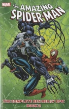 DeFalco, Tom Spider-Man: The Complete Ben Reilly Epic 2