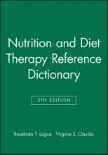 Rosalinda T. Lagua,   Virginia S. Claudio Nutrition and Diet Therapy Reference Dictionary
