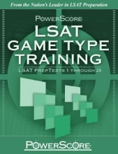 Killoran, David M. PowerScore LSAT Game Type Training