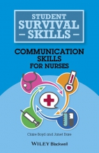Claire Boyd,   Janet Dare Communication Skills for Nurses
