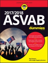 Rod Powers,   Angie Papple Johnston 2017 2018 ASVAB For Dummies