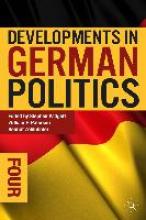Stephen Padgett,   William E. Paterson,   Reimut Zohlnhofer Developments in German Politics 4