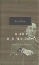 Bassani, Giorgio The Garden Of The Finzi-continis
