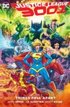 Giffen, Keith,   Dematteis, J. M. Justice League 3001 2