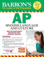 Paolicchi, Daniel,   Springer, Alice G., Ph.D. Barron`s AP Spanish Language and Culture