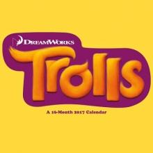 Trolls 2017 Calendar