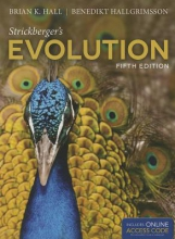 Brian K. Hall,   Benedikt Hallgrimsson Strickberger`s Evolution
