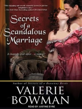 Bowman, Valerie Secrets of a Scandalous Marriage