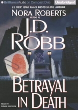 Robb, J. D. Betrayal in Death
