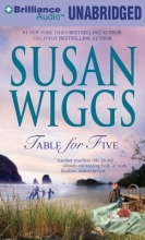 Wiggs, Susan Table for Five