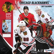 Chicago Blackhawks 2017 Calendar