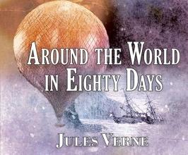 Verne, Jules Around the World in Eighty Days