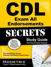 CDL Exam Secrets - CDL Practice Tests & All CDL Endorsements Study Guide