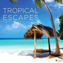 Tropical Escapes 2017 Calendar