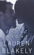 Blakely, Lauren One More Night