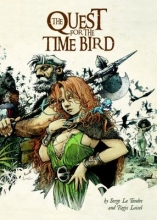Le Tendre, Serge Quest for the Time Bird 1