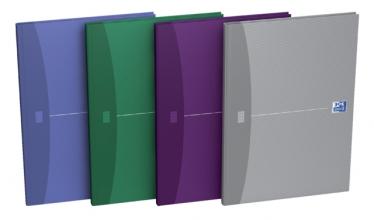 , Notitieboek Oxford Essentials A4 96vel ruit 5mm assorti