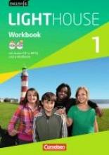 Berwick, Gwen,   Thorne, Sydney English G LIGHTHOUSE 1: 5. Schuljahr. Workbook mit CD-ROM (e-Workbook) und Audios online