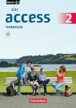Curran, Peadar,   Seidl, Jennifer,   Rademacher, Jörg,English G Access - G9 - Band 2: 6. Schuljahr - Workbook mit Audios online