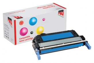 , Tonercartridge Quantore HP Q5951A 643A blauw