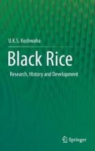 Ujjawal Kumar Singh Kushwaha Black Rice