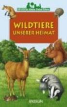 Lisak, Frederic Ensslins Kleine Naturfhrer. Wildtiere unserer Heimat