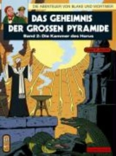 Jacobs, Edgar-Pierre Die Abenteuer von Blake und Mortimer 02. Das Geheimnis der großen Pyramide 2. Die Kammer des Horus