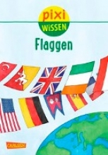 Stahr, Christine Pixi Wissen 103: VE 5 Flaggen
